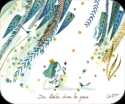 Des étoiles dans les yeux de Cécile Le BRUN - TV 263