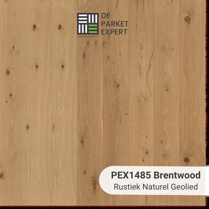 PEX1485 Brentwood Rustiek Naturel Geolied zonder prijs