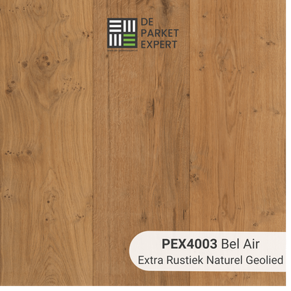 PEX4003 Bel Air Extra Rustiek Naturel Geolied Zonder prijs
