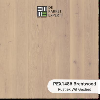 PEX1486 Brentwood Rustiek Wit Geolied zonder prijs