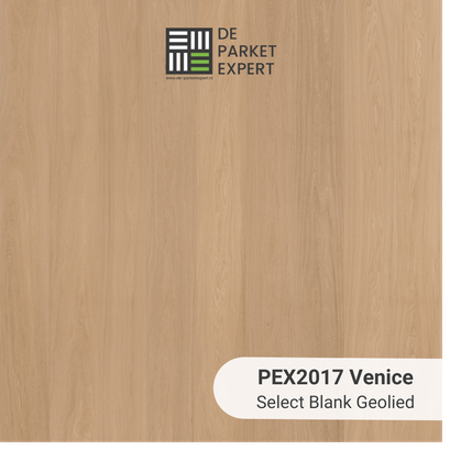 PEX2017 Venice Select Blank Geolied zonder prijs