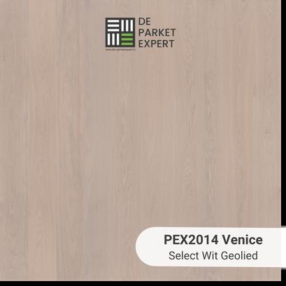 PEX2014 Venice Select Wit Geolied zonder prijs
