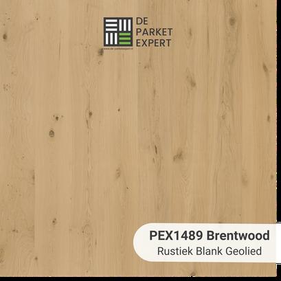 PEX1489 Brentwood Rustiek Blank Geolied zonder prijs