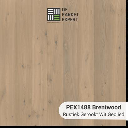 PEX1488 Brentwood Rustiek Gerookt Wit Geolied zonder prijs