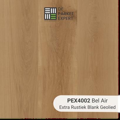 PEX4002 Bel Air Extra Rustiek Blank Geolied zonder prijs