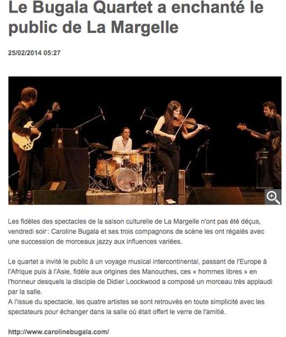 lanouvellerepublique.fr   concert à Civray