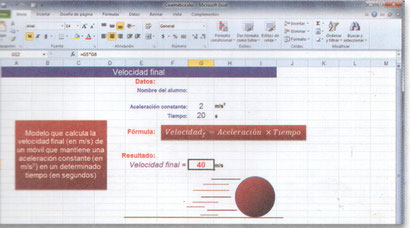 Act. 6 Modelos matemáticos en Excel - Ocotlán, Jalisco