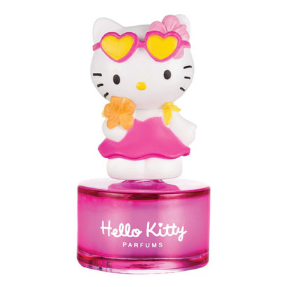 HELLO KITTY - BEACH TIME IN HAWAÏ : EAU DE TOILETTE 8 ML