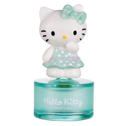 HELLO KITTY - PARTY IN SHANGHAÏ : EAU DE TOILETTE 8 ML