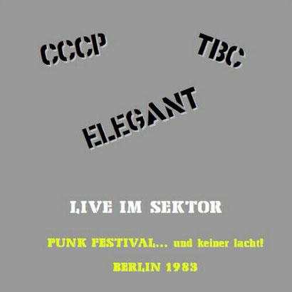 Die Berliner Band Elegant