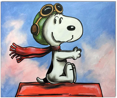 Snoopy vs. Red Baron II