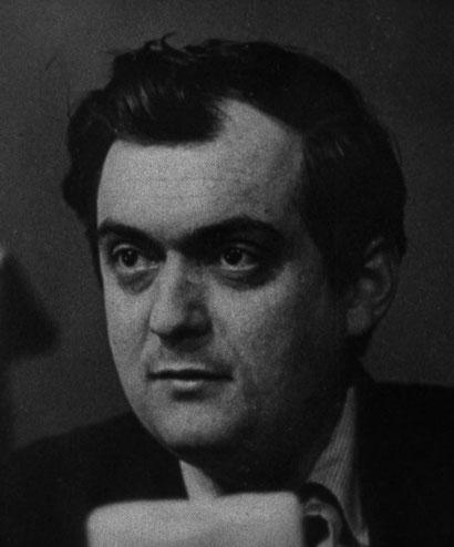 『博士の異常な愛情』のトレーナーのキューブリック(1964年)