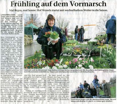 Hertener Allgemeine 24.3.2014