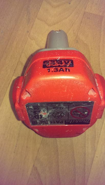 переделка шуруповерта, RV9CX