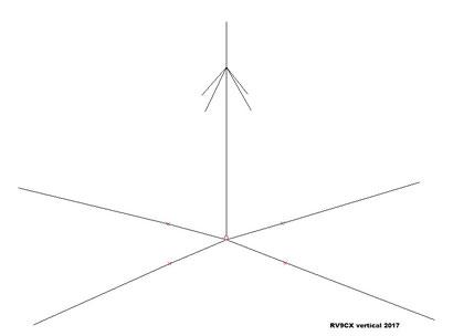 вертикал RV9CX, RV9CX, вертикал