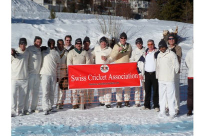 WCC at Cricket On Ice 2012