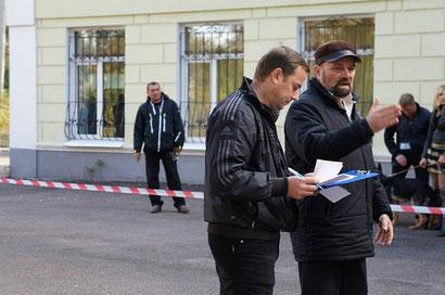 Эксперт выставки- Виталий Хижняк, международная категория, Донецк