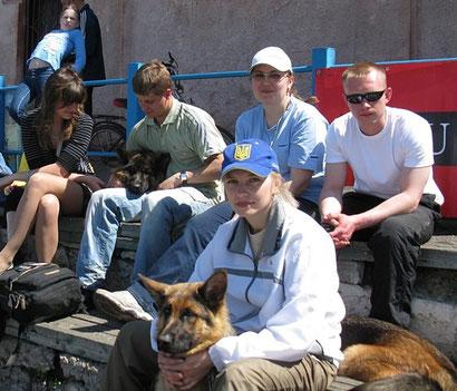 щенки немецкой овчарки в донецке дрессировка купить щенка в донецке