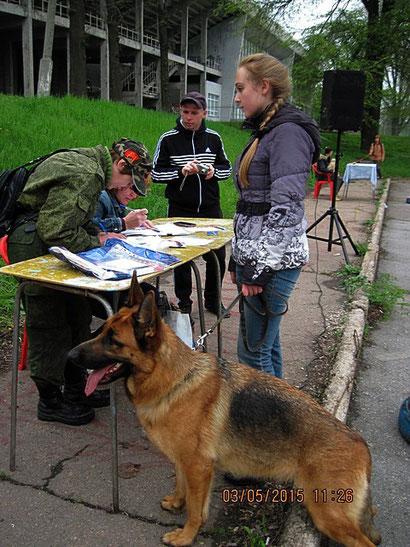 дрессировка собак продажа щенков немецкой овчарки донецк