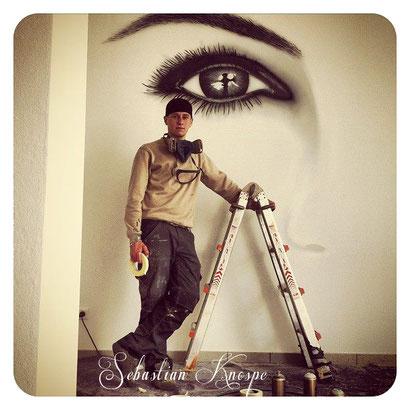 Graffiti, Auftrag, Medien Werbeagenturen