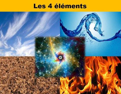 Les 4 éléments - Lithothérapie - Casa bien-être