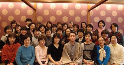 新年会  (木曽路にて)   2014年1月16日(木)
