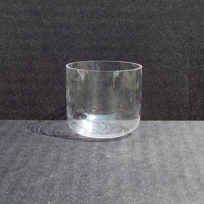 bol de cristal clair