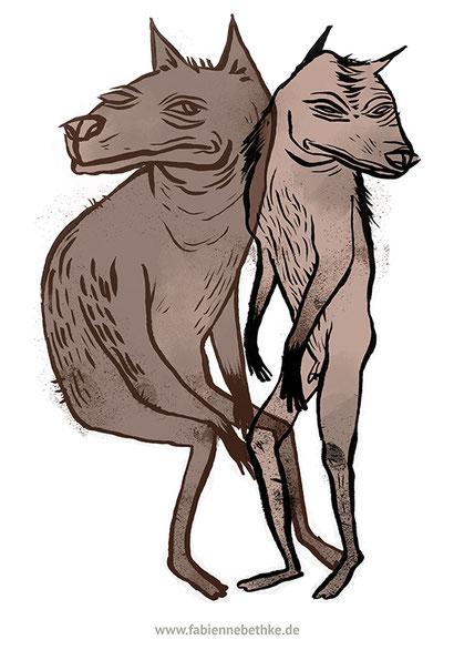 Die Zwillinge mit den Hundeaugen