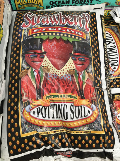 Foxfarm Strawberry Fields Potting Soil