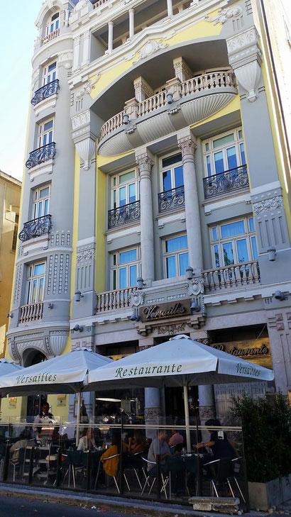 Cafe Versailles, Lissabon, Lisboa, Portugal