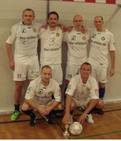 Das Siegerteam