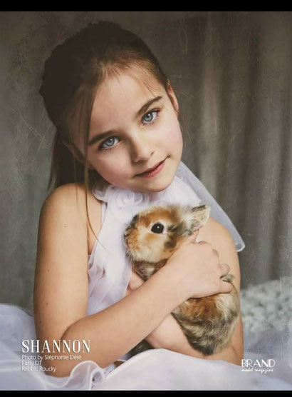 "2020 - Parution ""Brand Model Magazine"""