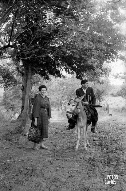 1958-Bendilló-camino-Carlos-Diaz-Gallego-asfotosdocarlos.com