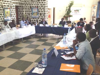 l'atelier du 27 octobre 2014 sur la valorisation du potentiel énergétique du Cameroun