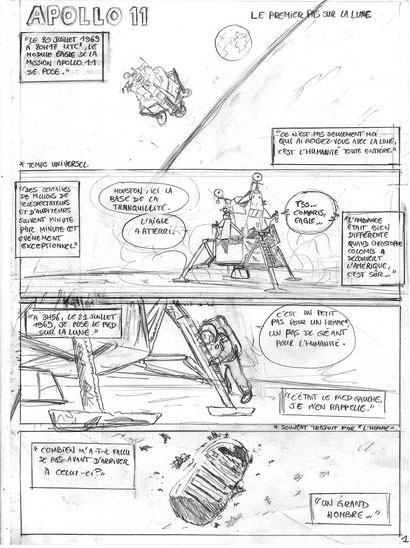 Story-board Page 1