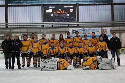 Schüler (U16), Saison 205/2016