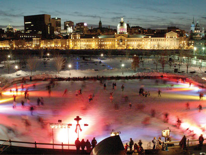 Montreal Bonsecours Basin