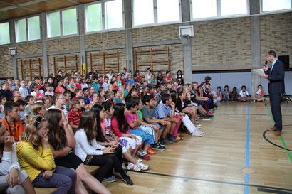 Das war´s! Unsere 4. Klassen wurden feierlich in ihre neuen Schulen verabschiedet!
