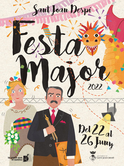 Festa Major de Sant Joan Despí Programa