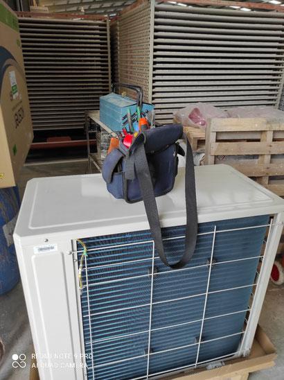 SAT benidefon aire acondicionado