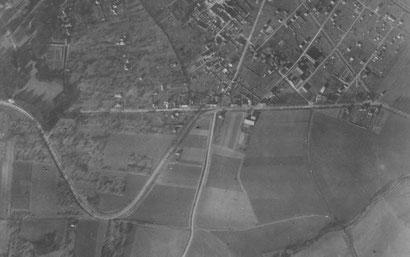 Photo aérienne 1939 - IGN Géoportail