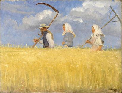 Unser tägliches Brot gib uns heute...