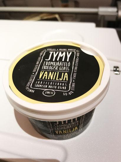 日本には輸入されてないアレルギー対応アイス(フィンランド製)