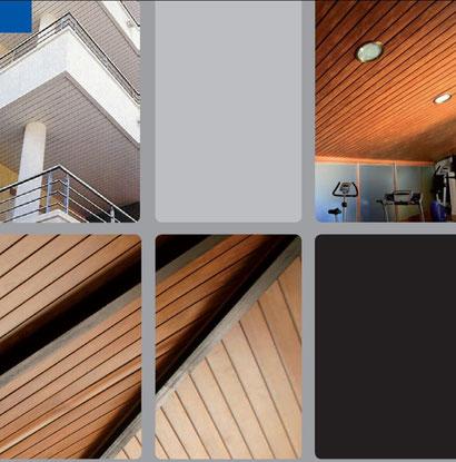 Recubrimientos de techos de aluminio