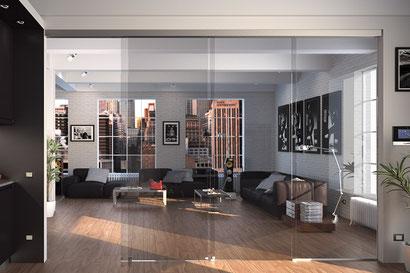 Separador interior Seeglass Lux