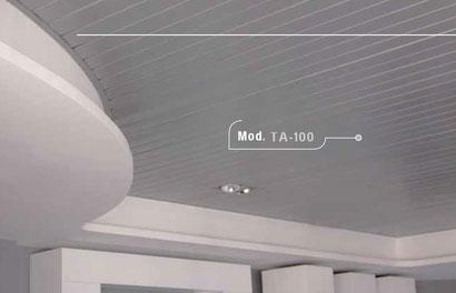 Falso techo pvc aluminios no in gar s - Falsos techos pvc ...