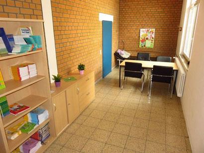 Beratungsraum für alle Situationen im 1. OG (Raum 15a)
