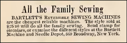 March 7, 1868 Advertisement
