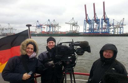 """NDR  """"Containerriesen"""" 2015"""