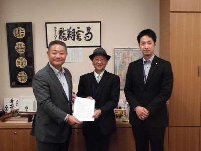 日本維新の会 幹事長 馬場伸幸議員(写真 左) ・藤田文武議員(写真 右)